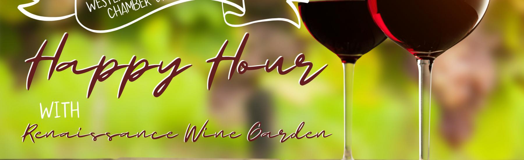 June Happy Hour at Renaissance Wine Garden