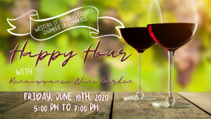 Chamber Happy Hour with Renaissance Wine Garden @ Renaissance Wine Garden