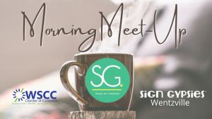 September Morning Meet-Up @ Western St. Charles County Chamber of Commerce