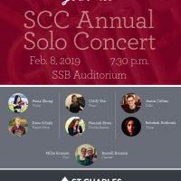Annual SCC Solo Concert
