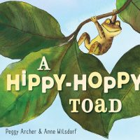 Book Signing for A Hippy-Hoppy Toad Saturday,  April 7, 2018, 10 am - noon  6 North Cafe